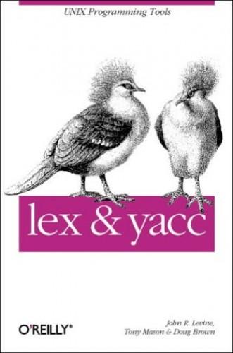 lex and yacc By John R. Levine