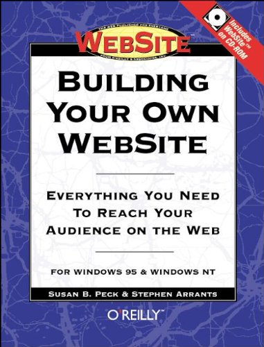 Building Your Own WebSite by Susan B. Peck