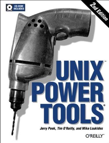 UNIX  PowerTools By Jerry Peek