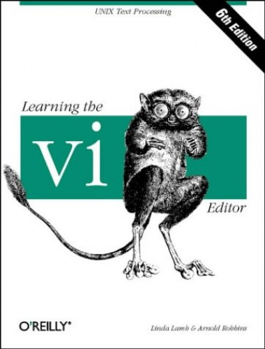 Learning the Vi Editor By Linda Lamb