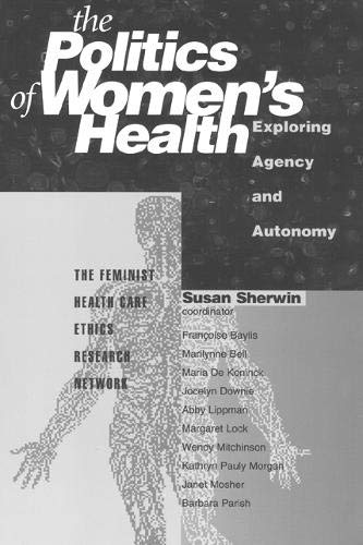 Politics Of Women'S Health By Susan Sherwin
