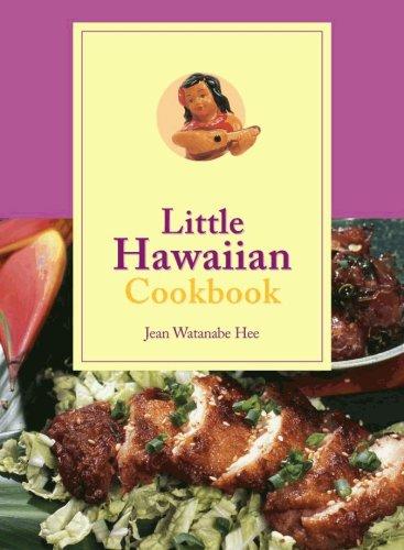 Little Hawaiian Cookbook By Jean Watanabe Hee