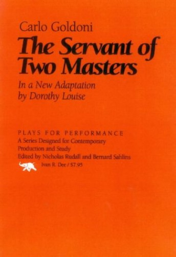 The Servant of Two Masters By Carlo Goldoni