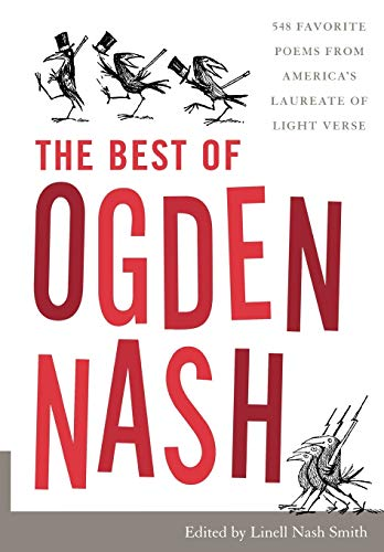 The Best of Ogden Nash By Ogden Nash