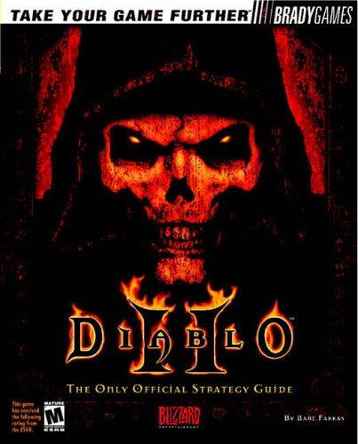 Diablo II Official Strategy Guide By Bart G. Farkas