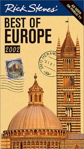 Best of Europe By Rick Steves | Used | 9781566913522 ...