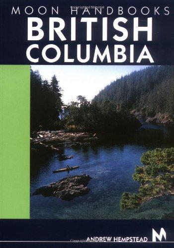 British Columbia By Jane King