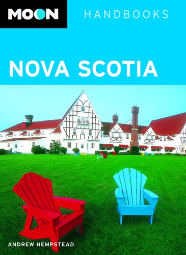 Moon Nova Scotia By Andrew Hempstead