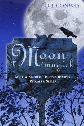 Moon Magic By David Conway