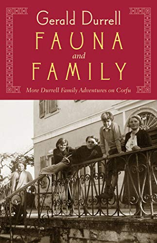 Fauna & Family By Gerald Durrell