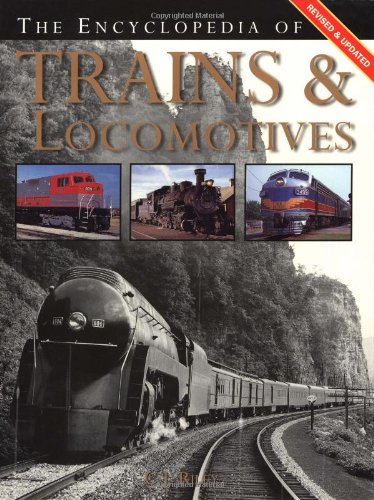 Encyclopedia of Trains and Locomotives By C.J. Riley