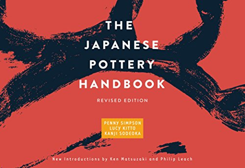 The Japanese Pottery Handbook By Penny Simpson