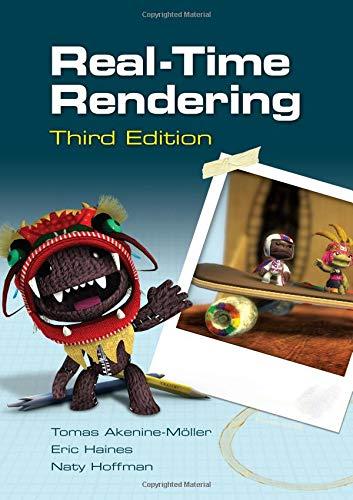 Real-Time Rendering By Tomas Akenine-Mo ller