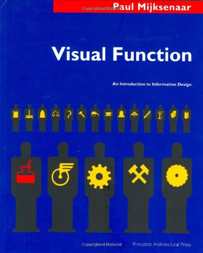 Visual Function By Paul Mijksenaar (Professor, Faculty of Industrial Design Engineering, Delft University of Technology, the Netherlands)