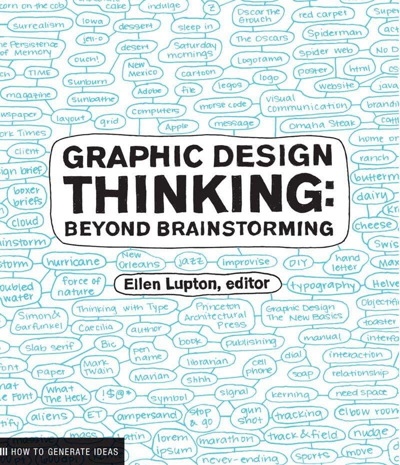 Graphic Design Thinking By Edited by Ellen Lupton