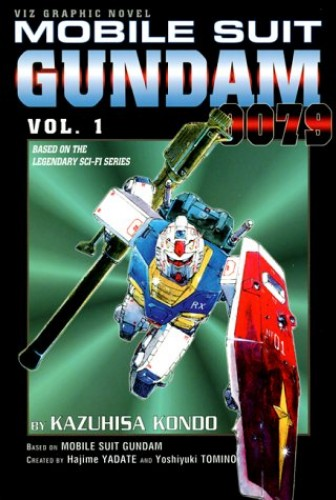 Mobile Suit Gundam 0079 By Kazuhisha Kondo