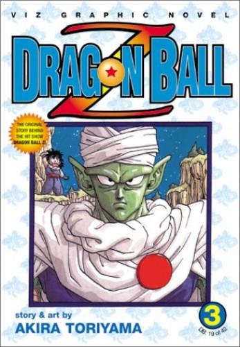 Dragon Ball Z, Volume 3 By Akira Toriyama