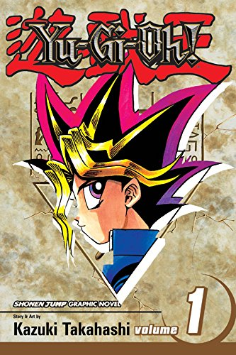 Yu-Gi-Oh!: Volume 1: v. 1 by Takahashi, Kazuki Paperback Book The Cheap Fast