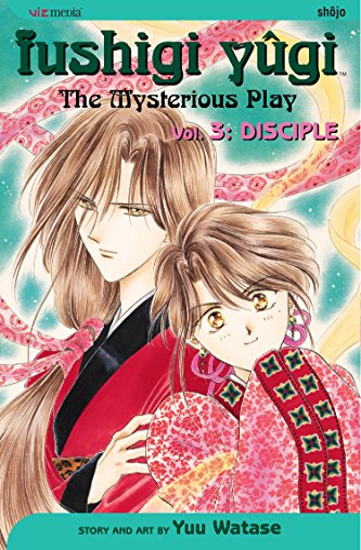 Fushigi Yugi, Vol. 3 By Yuu Watase