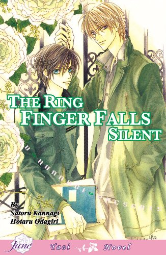 Only the Ring Finger Knows By Sattour Kannagi