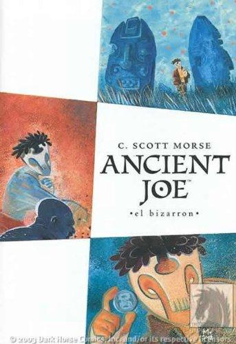 Ancient Joe By Scott Morse