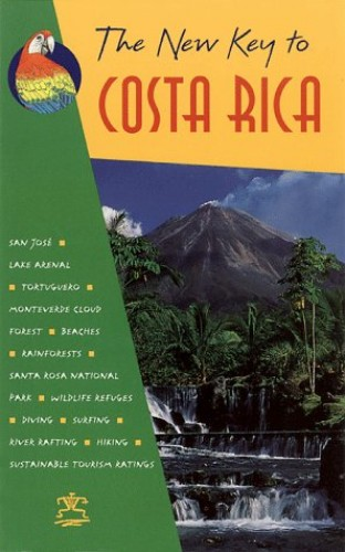 The New Key to Costa Rica By Beatrice Blake