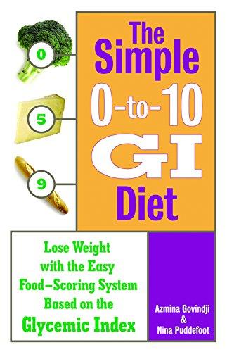 The Simple 0-to-10 Gi Diet By Azmina Govindji