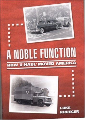 A Noble Function By Krueger Luke