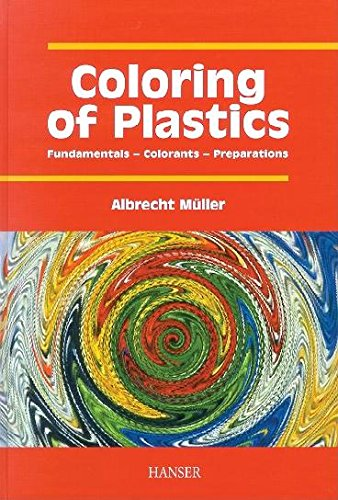 Coloring of Plastics By Albrecht Muller
