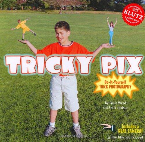 Tricky Pix By Paula Weed