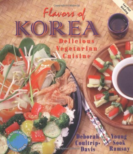 Flavors of Korea By Young Sook Ramsay
