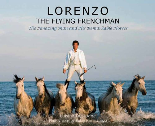 Lorenzo?the Flying Frenchman By Luisina Dessagne