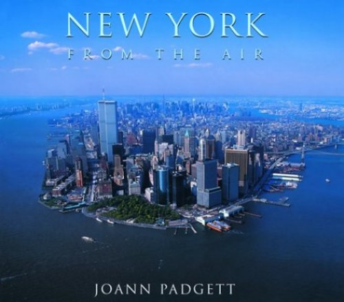 New York from the Air By Joann Padgett