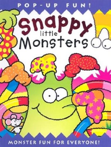 Snappy Little Monsters By Derek Matthews