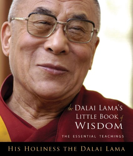 Dalai Lama's Little Book of Wisdom By Dalai Lama