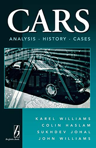 Cars: Analysis, History, Cases By Karel Williams