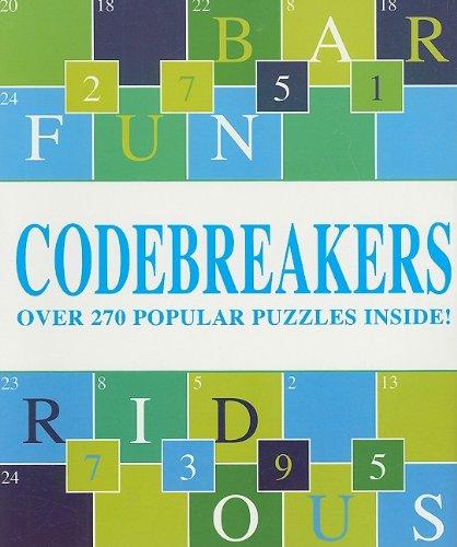 Codebreakers By JG Press