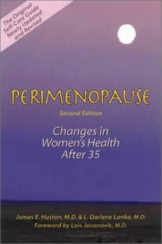 Perimenopause 2nd Edition By Huston J