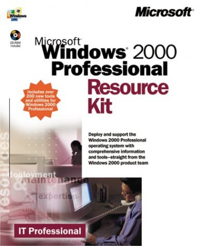 Windows 2000 Professional Resource Kit by Microsoft Press
