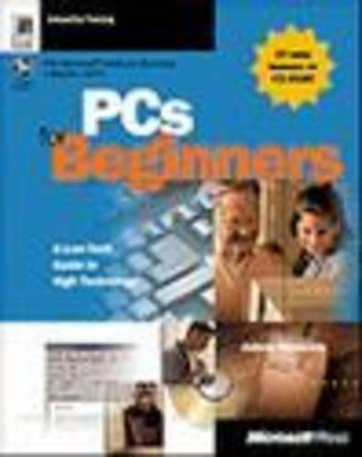 Personal Computers for Beginners By J. Woodcock