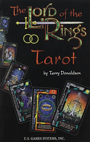 Lord of the Rings Tarot By Terry Donaldson