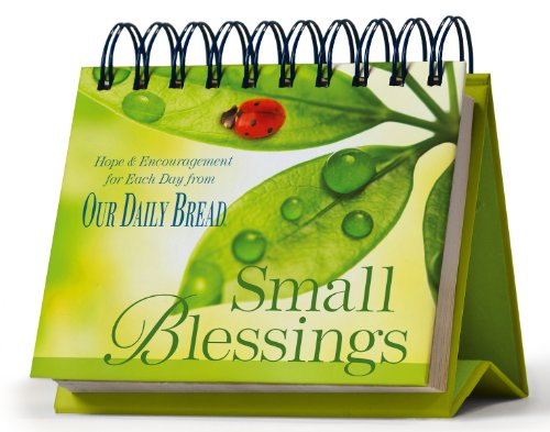 Small Blessings Perpetual Calendar By Our Daily Bread Ministries