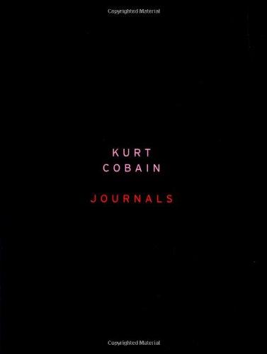 Journals von Kurt Cobain
