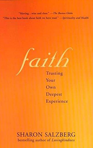 Faith Faith By Sharon Salzberg