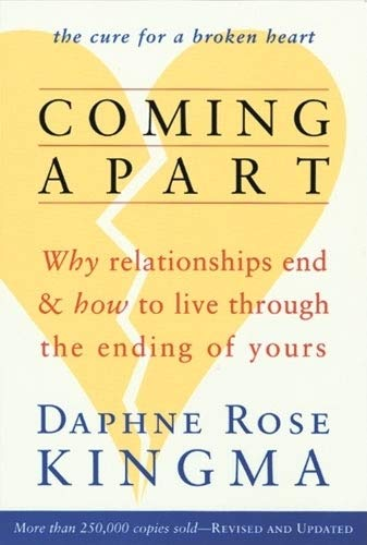 Coming Apart By Daphne Rose Kingma (Daphne Rose Kingma )