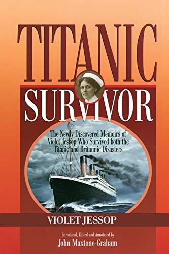 Titanic Survivor von Violet Jessop