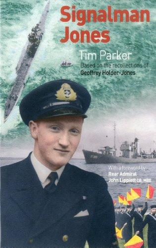 Signalman Jones By Tim Parker
