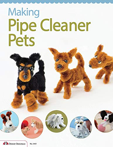 Making Pipe Cleaner Pets By Boutique-Sha Of Japan