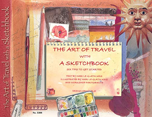 The Art of Travel with a Sketchbook: Six Tips to Get Started By Marie Le Glatin-Keis