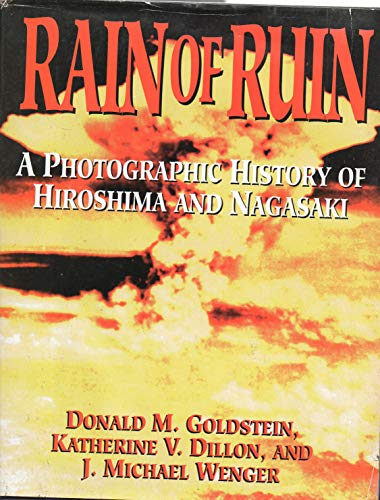 Rain of Ruin By Donald M. Goldstein